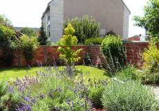 Jardin aux lavandes