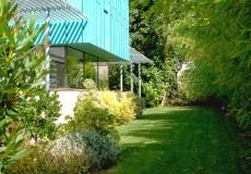 Réalisation du jardin à Meudon