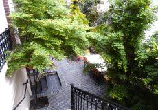 Revêtement de sol en barrette d'ardoise, Paris 14ème