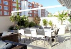Aménagement complet d'une terrasse, Boulogne-Billancourt
